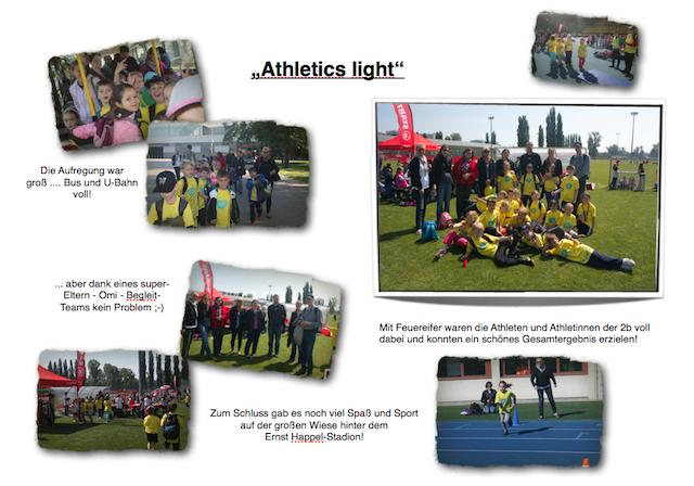Athletics light
