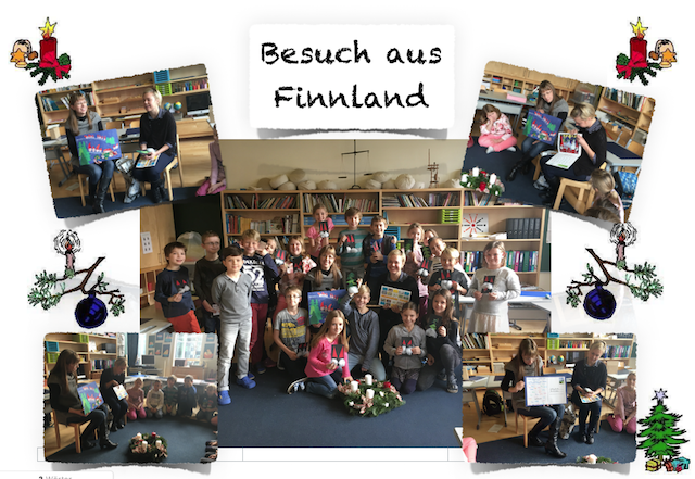 Besuch aus Finnland